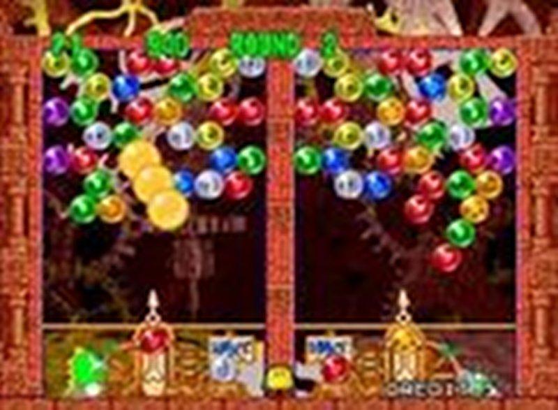 Screenshot af Bust-A-Move 2 Arcade Edition