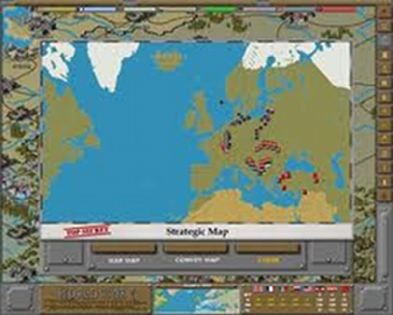 Screenshot af Strategic Command: World War 1 The Great War