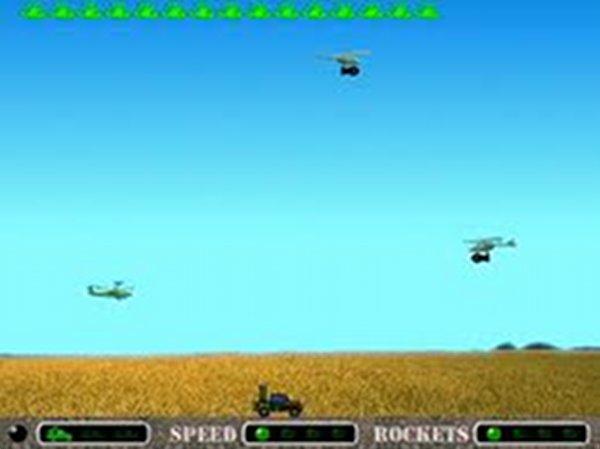 Screenshot af Battlejeep