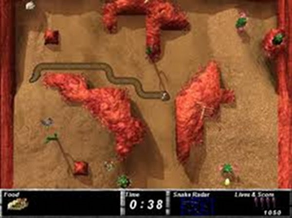 Screenshot af A Snakes Life