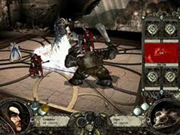 Screenshot af Disciples 2 - Rise of the Elves