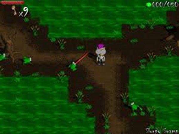 Screenshot af Loonyland