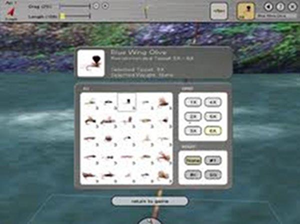 Screenshot af FlySim