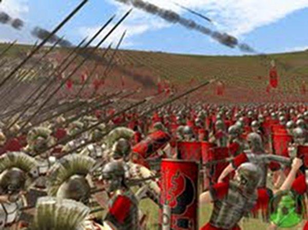 Screenshot af Rome: Total War