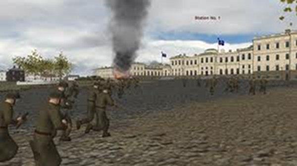 Screenshot af Panzer Command: Ostfront