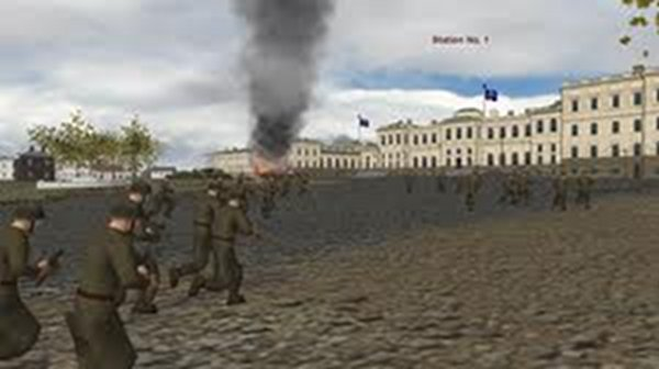 Screenshot af Panzer Command: Ostfront