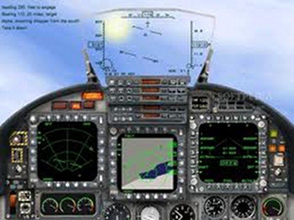 Screenshot af Israeli Air Force