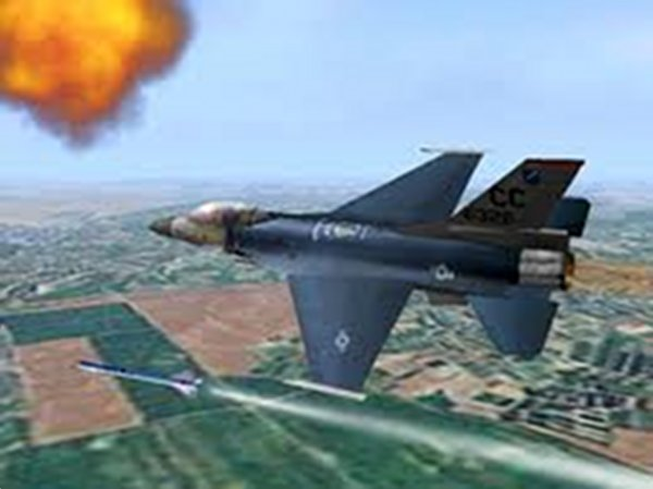 Screenshot af Israeli Air Force