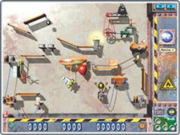 Screenshot af Crazy Machines Elements