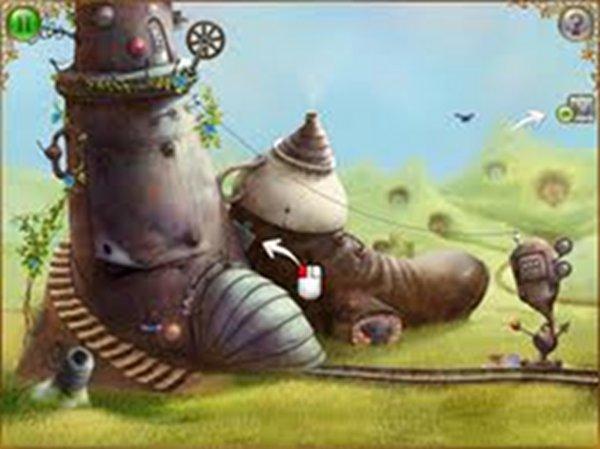 Screenshot af The Tiny Bang Story