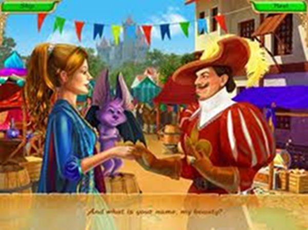 Screenshot af Abigail and the Kingdom of Fairs