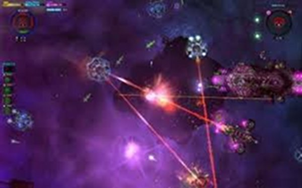Screenshot af Space Pirates and Zombies