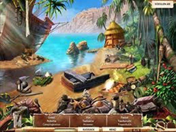 Screenshot af Ancient Spirits: Columbus Legacy