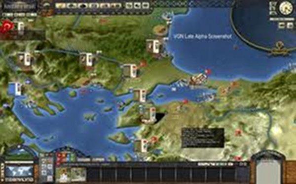 Screenshot af Pride of Nations