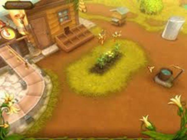 Screenshot af Bee Garden: The Lost Queen