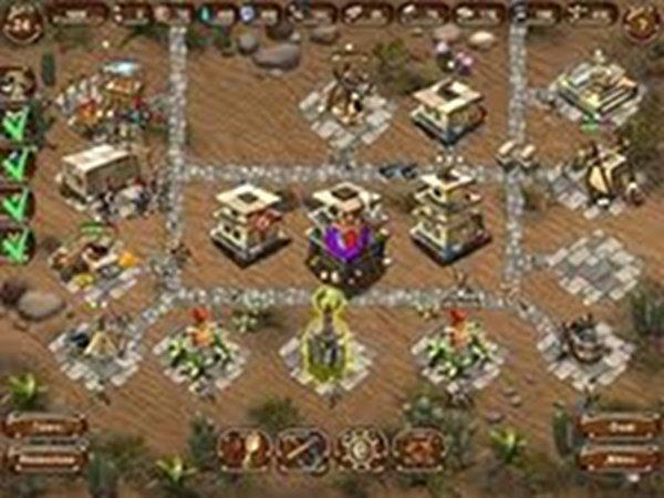 Screenshot af Aztec Tribe: New Land
