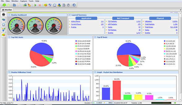 Screenshot af AthTek NetWalk Free Edition