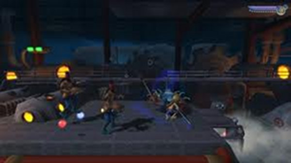 Screenshot af Drains