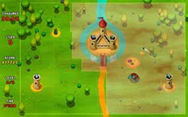 Screenshot af Fortix 2