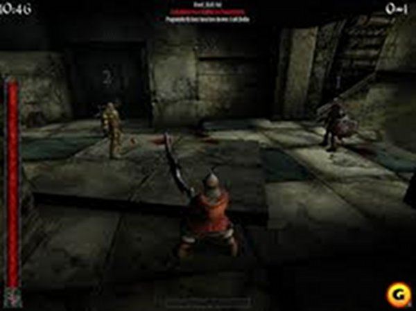 Screenshot af Rune Halls of Valhalla