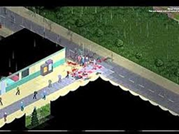 Screenshot af Project Zomboid Pre-Alpha Tech