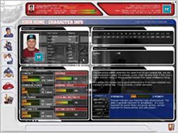 Screenshot af Out of the Park Baseball 12