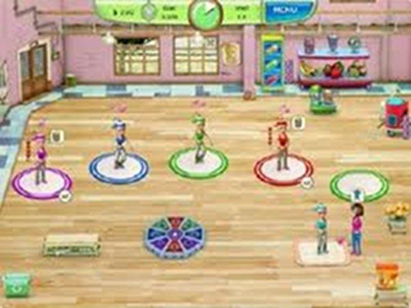 Screenshot af Dancing Craze