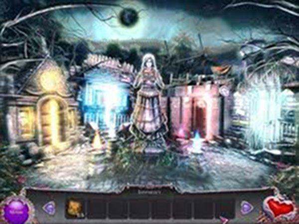 Screenshot af Echoes of Sorrow