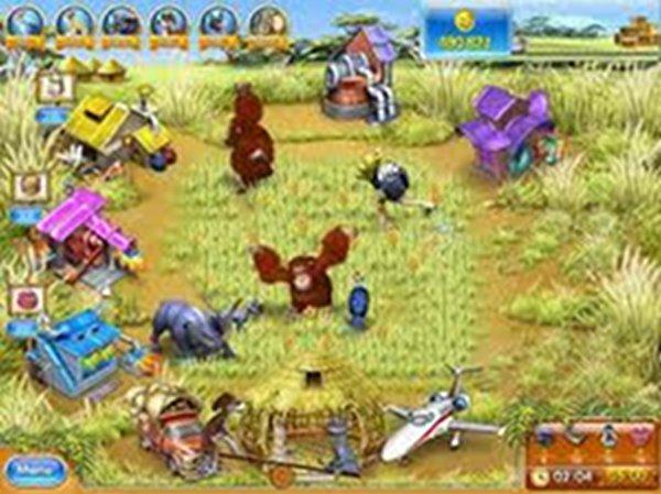 Screenshot af Farm Frenzy 3 - Madagascar