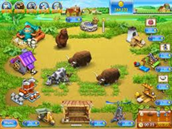 Screenshot af Farm Frenzy 3 - Madagascar