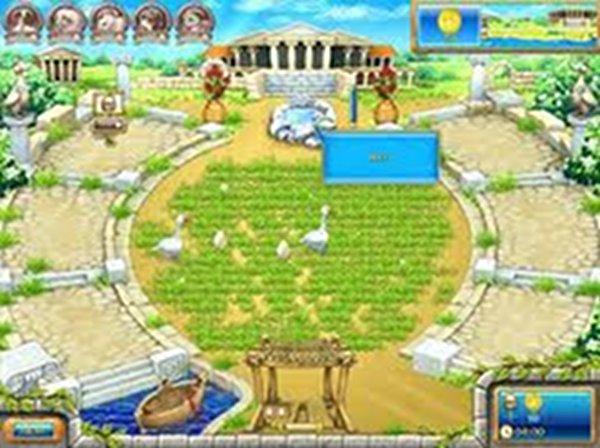 Screenshot af Farm Frenzy: Ancient Rome