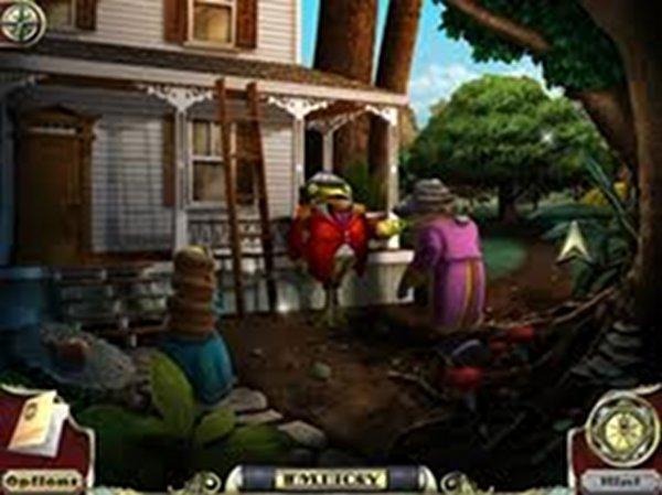 Screenshot af Fiction Fixers: Adventures in Wonderland