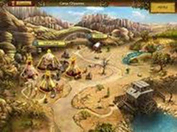 Screenshot af Golden Trails The New Western Rush