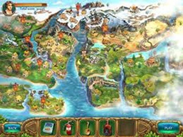 Screenshot af Jack of All Tribes