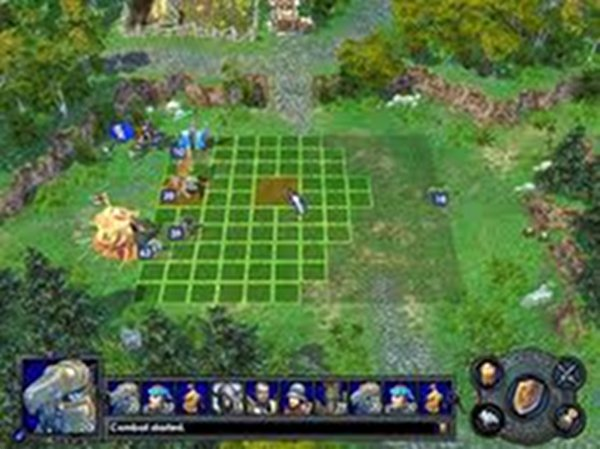 Screenshot af Might & Magic Heroes 6
