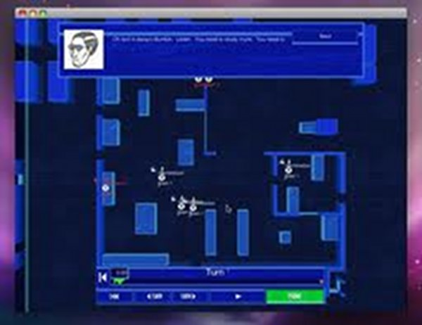 Screenshot af Frozen Synapse