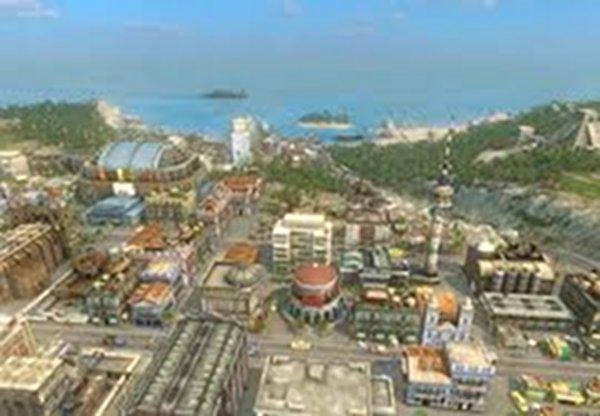 Screenshot af Tropico