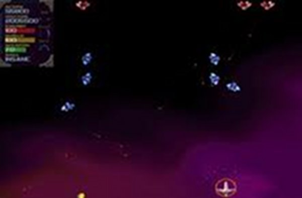 Screenshot af Critical Mass