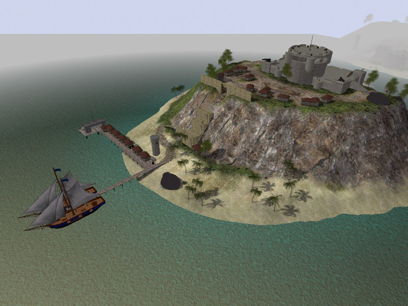 Screenshot af Battlefield: Pirates