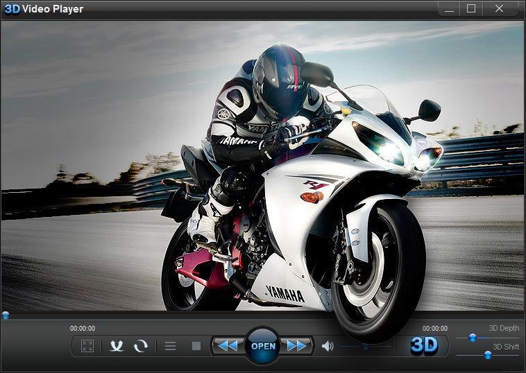 Screenshot af 3D Video Converter