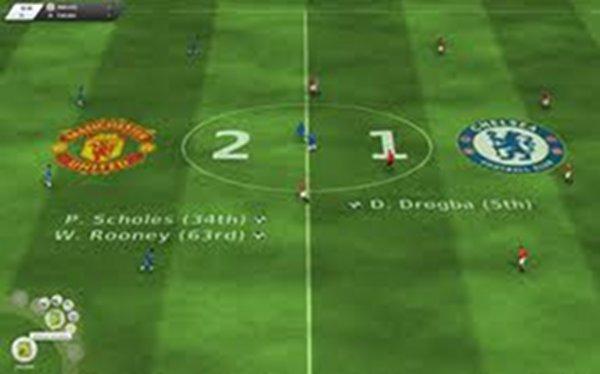 Screenshot af FIFA Manager 12