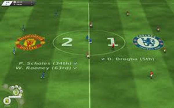 Screenshot af FIFA Manager 12