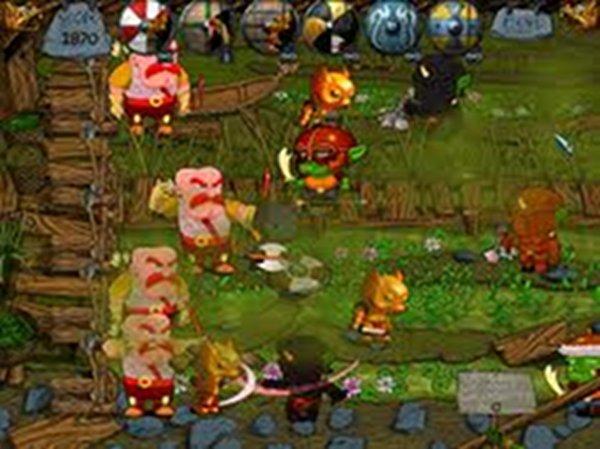 Screenshot af Orczz