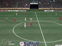 Screenshot af FIFA Soccer 2012