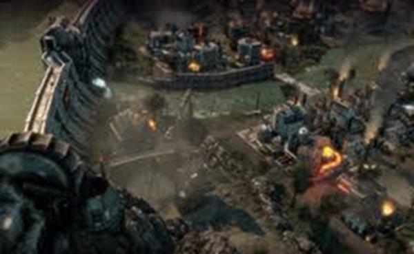Screenshot af Anno 2070