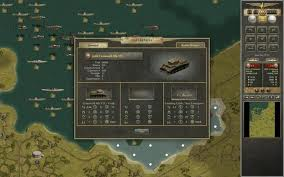 Screenshot af Panzer Corps Wehrmacht