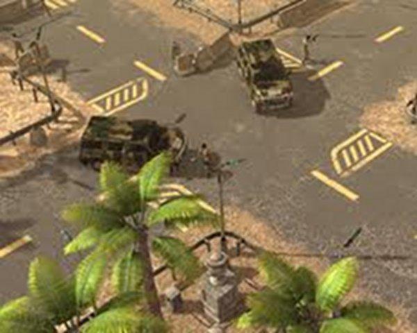 Screenshot af Jagged Alliance: Back In Action