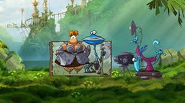 Screenshot af Rayman: Origins