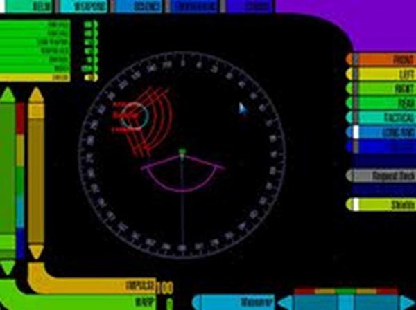 Screenshot af Artemis: Spaceship Bridge Simulator