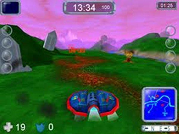 Screenshot af BitShifter